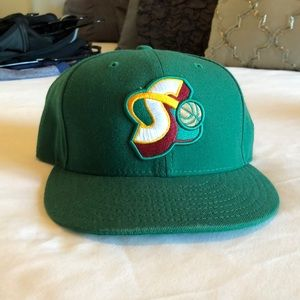 ➡️ Super Sonics New Era Hat